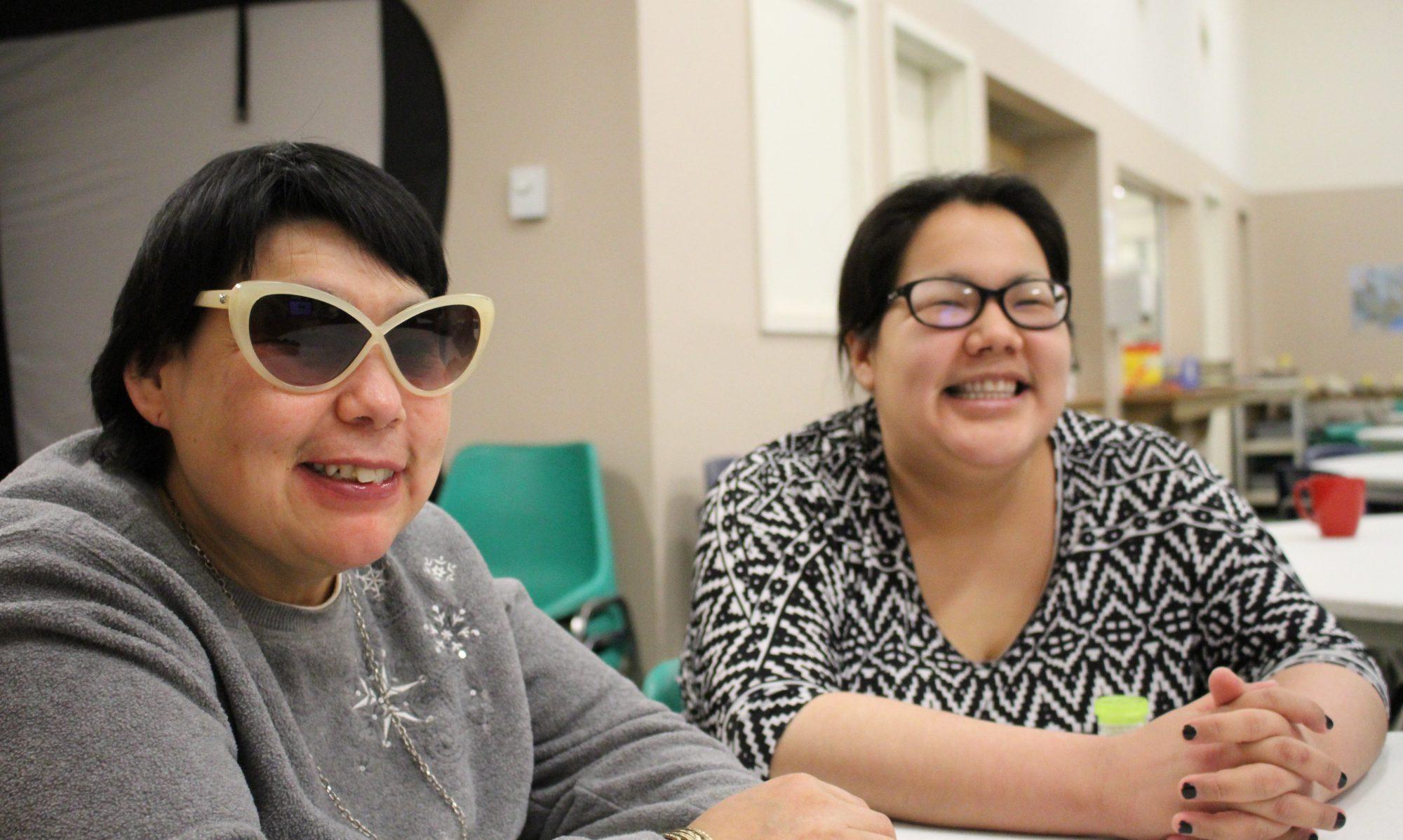 Nunavummi Disabilities Makinnasuaqtiit Society