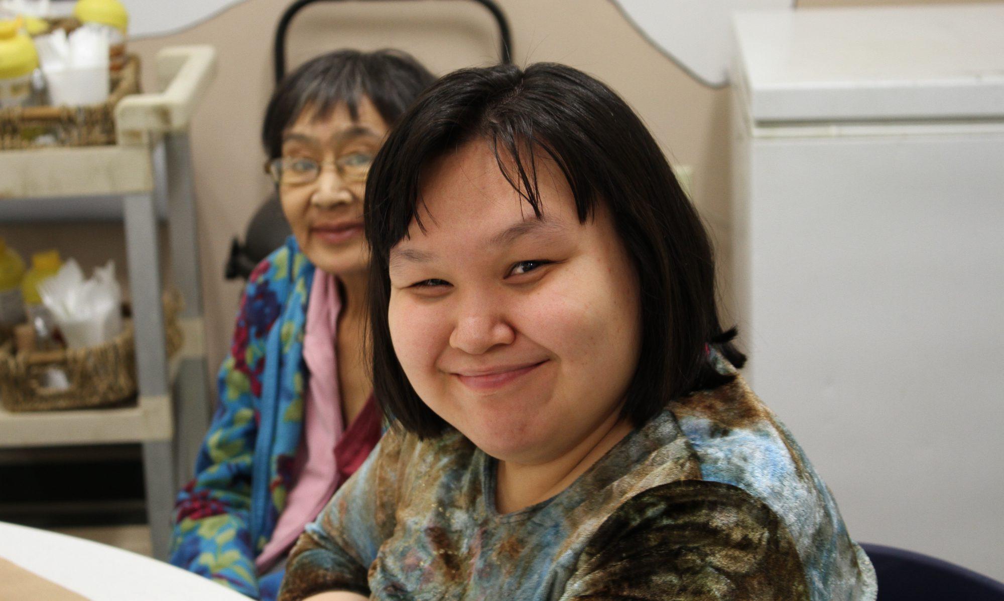 Nunavummi Disabilties Makinnasuaqtiit Society
